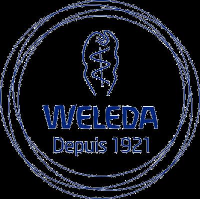 Logo de Weleda