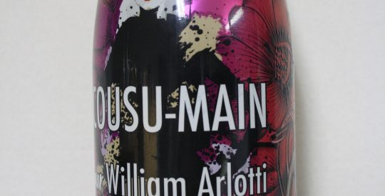 Cousu-main par William Arlotti 1
